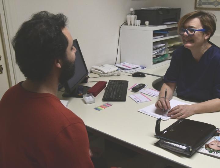 Studio Dentistico Dott. Alessandra Cateni, Odontoiatra. Cascina Pisa. Esperta in Dentosofia